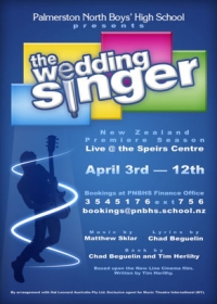 The Wedding Singer (Musical)