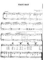 uptown girl piano sheet music pdf