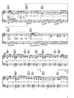Roxette it must have been love free downloadable sheet music.