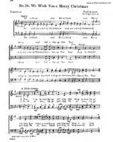 Rockin Around The Christmas Tree Piano Sheet Music.Anonymous Rockin Around The Christmas Tree Free