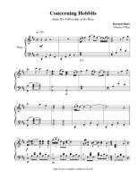 Howard Shore Free Downloadable Sheet Music